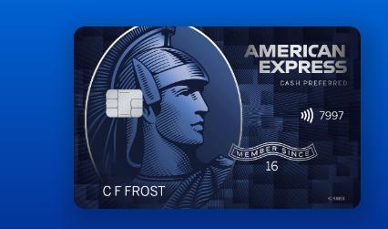 アメックスブルーキャッシュプリファードカード(Blue Cash Preferred)